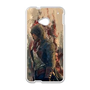 Assassin'S Creed Unity HTC One M7 Cell Phone Case White present pp001_9622031