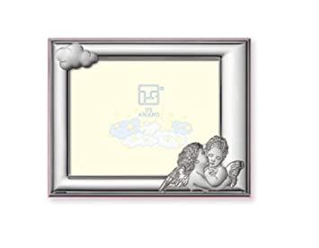 Blue Angels 5 x 7 Silver Touch USA Sterling Silver Picture Frame