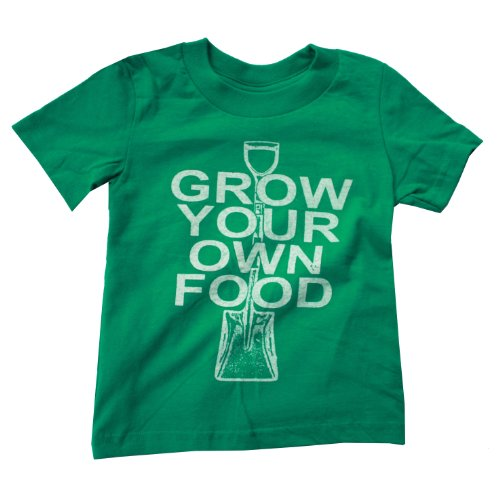 Happy Family Grow Your Own Food Kid's T Shirt (6t)
