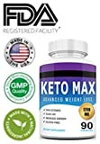Keto Diet Pills - Weight Loss Fat Burner for