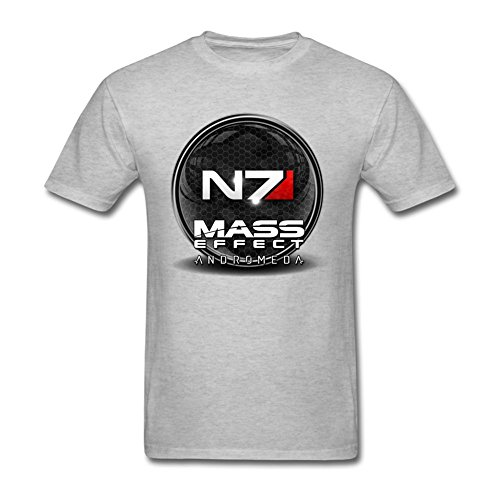 SDAKGF Men's Mass Effect Andromeda N7 T Shirt XXXL for sale  Delivered anywhere in USA