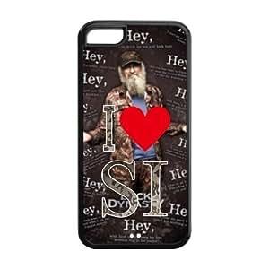 diy phone caseNew Design Your Duck Dynasty Back Case for Apple iphone 5/5s JN5C-1353diy phone case