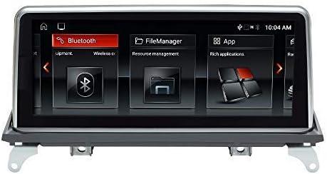 Auto Gps Navigator Android 10 Auto Stereo Für Bmw X5 X6 Elektronik