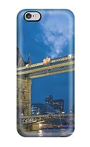 Lucila Cruz-Rodrigues's Shop New Style 3933562K22049921 New Tower Bridge London Twilight Protective Iphone 6 Plus Classic Hardshell Case