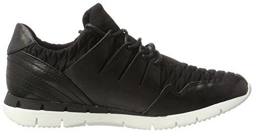 Marco Tozzi Women's 23713 Low-Top Sneakers Black (Black Str.comb) 2015 new cheap price EITE35