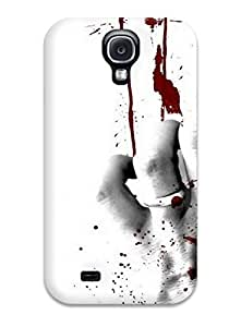 Defender Case With Nice Appearance (blood) For Galaxy S4