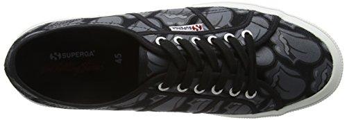 SupergaFancotu2 Tonal, Zapatillas Adultos Unisex Negro (902 Grey/Black)