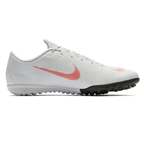 Vapor Adulte 12 Platinum Mixte wolf Sneakers Tf Crimson Multicolore Basses 001 Academy pure Nike lt Grey af1dwq0a