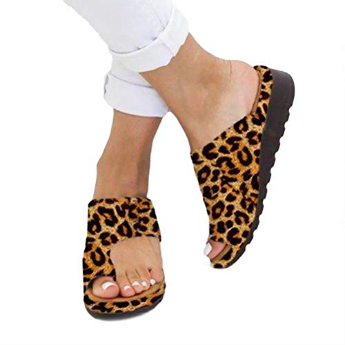 Eforoutdoor Women Comfy Platform Sandal Shoes Summer Beach Travel Shoes 2019 Sandals Comfortable Ladies -