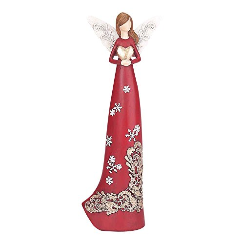angel resin figurine - 6