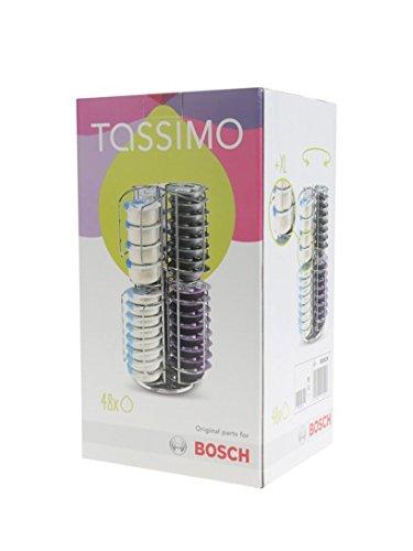 Rotating Capsule Dispenser for 48Tassimo–T-Discs