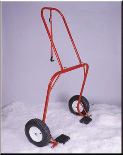 American Manufacturing Inc. Heavy Duty Shop Dolly - Tire and Wheel 8015 by American Manufacturing