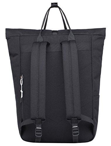 Fashion 15 Pulgadas A De Kazim Travel De Black 6 Mochila D223a Negro Negro Black De Viaje Backpack Kazim 15 Portátil Un Bag D223a Cabe Inch 6 Fits Bolsa Moda TnqTvHZr