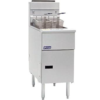 Amazon.com: PITCO frialator sg14s PITCO comercial freidora a ...