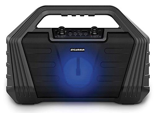 SYLVANIA SP571 Light-Up Bluetooth