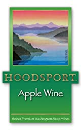 NV Hoodsport Apple Wine 750 mL