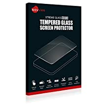 Savvies Xtreme Tempered Glass Screen Protector for Sony Xperia Z1 C6906, 0,33mm, 9H Hardness