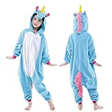Halloween Cosplay Costume Unicorn Onesie Pajamas Onepiece Animal Outfit Homewear
