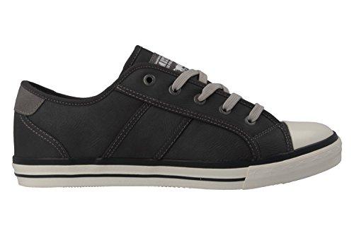 Sneakers 1209 Grau 259 Femme Graphit Mustang 301 Basses gfwxPgEq