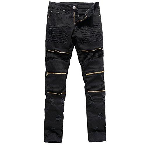 Autumn New Men's Slim Jeans - 7