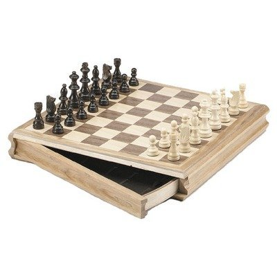caliente Sector Drawer Drawer Drawer Chess Set by CHH  garantizado