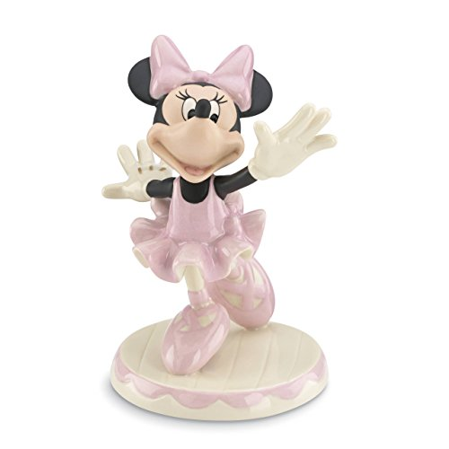 Lenox Classics Disney's Minnie Ballerina Figurine ()