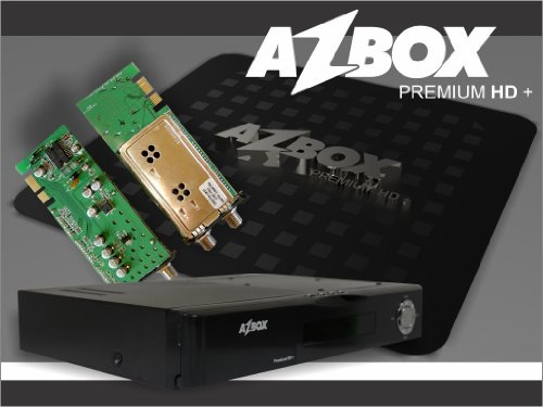Azbox Premium HD Plus Hidh-end Receivers