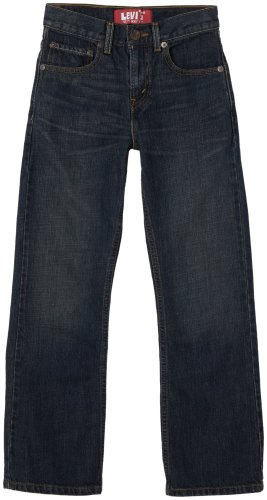 Levis Big Boys Boot Jean