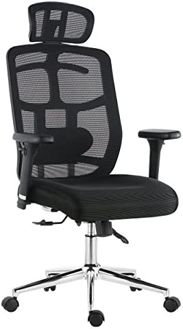 Poly and Bark Simmons Office Chair, Black