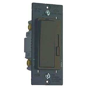 Pass & Seymour H703PDBCCV4 15A Single Pole Decorative Switch