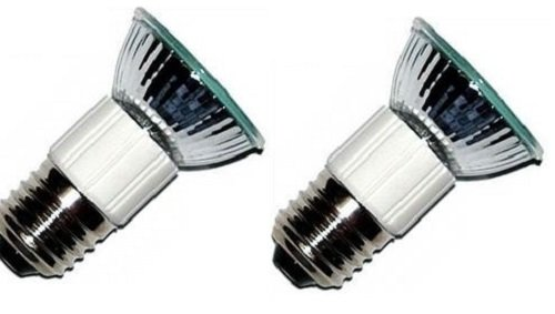 2 Pack of 75W Range Hood Bulbs for Dacor #62351#92348 Light Spectrum Enterprises Inc LSE-JDRE2775P2