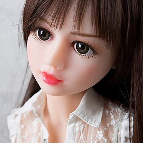 65センチアジアシリコーン人形貧乳現実的な愛人形女性の大人のおもちゃ大人、セックス人形、男性オナニー、猫オナニー6 kg
