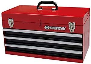 King Tony 874013 - Caja de Herramientas con Tres cajones, 505 x ...