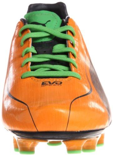 Puma soccer shoes evoSPEED 4 FG 102581 02 Gr. 45 UK 10,5 US 11,5 29,5 cm Football Men Orange