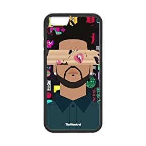the Case Shop- The Weeknd XO Band TPU Rubber Hard Back Case Silicone Cover Skin for iPhone 6 4.7 Inch , i6xq-536