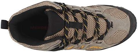 7776933b0a Merrell Men's Yokota 2 MID Waterproof Hiking Boot, Boulder, 10 W US ...