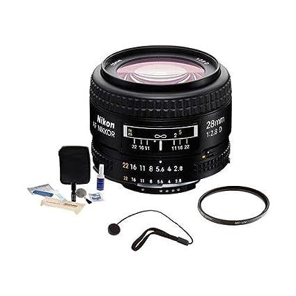 Review Nikon 28mm f/2.8D ED