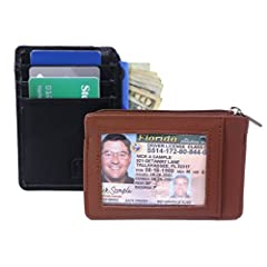 The RFID Wallet that started a revolution in RFID protection. Many of our competitors have made knock-offs of this wallet, which is the best! Fits comfortably in your front or back pocket. Many colors to choose from and so many occasions when...