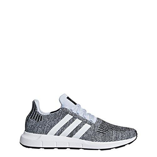 Adidas Men's Swift Run Shoes,aero Blue s, FTWR White, core Black,7 M US