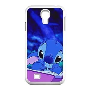 Samsung Galaxy S4 I9500 Phone Case White Disney Lilo And Stitch Character Stitch NLG7819622
