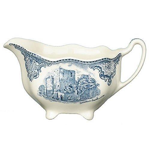 Old Britain Castles Blue Creamer - 1