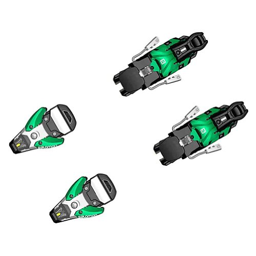 Salomon 2014 STH2 WTR 13 Ski Bindings 115mm Brake