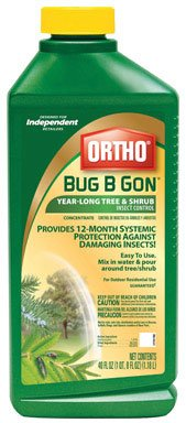 Ortho Bug B Gon Year-Long Tree & Shrub Insect Control