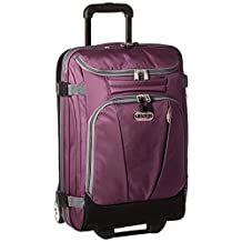 "eBags TLS Mother Lode Mini 21"" Wheeled Duffel (Eggplant)"