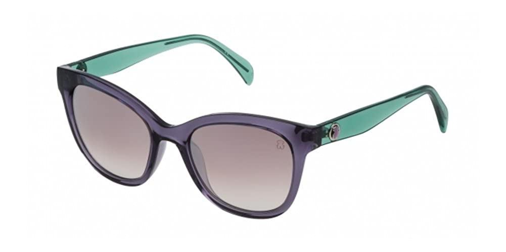 Tous STO995 TRANSPARENT GREEN (916X) - Gafas de sol: Amazon ...