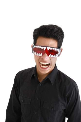 Elope Shark Glass (Great White Shark Costumes)