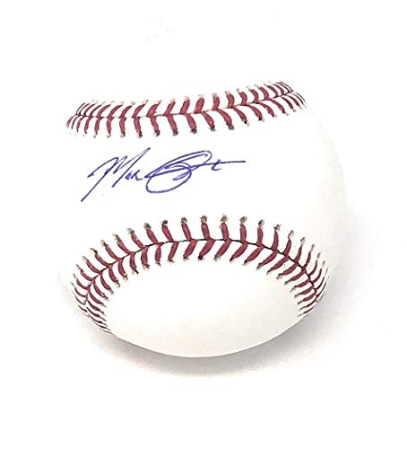 12cafc61 Max Scherzer Washington Nationals Signed Autograph Official MLB Baseball  Fanatics Authentic Certified