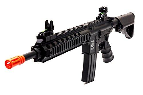 - Black Ops M4 Viper Upgraded Airsoft AEG Rifle .20 .25 BB Ammo