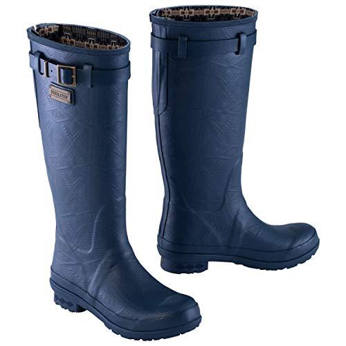 大きさ怠掃除ペンドルトン(PENDLETON) Rain Boots Heritage Embossed Solid Tall レインブーツ ヘリテイジエンボスソリッドトール NAVY(ネイビー) US10 JP27.7cm 19804180068010【日本正規品】