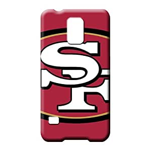 samsung galaxy s5 mobile phone shells Perfect cover Protective Beautiful Piece Of Nature Cases san francisco 49ers